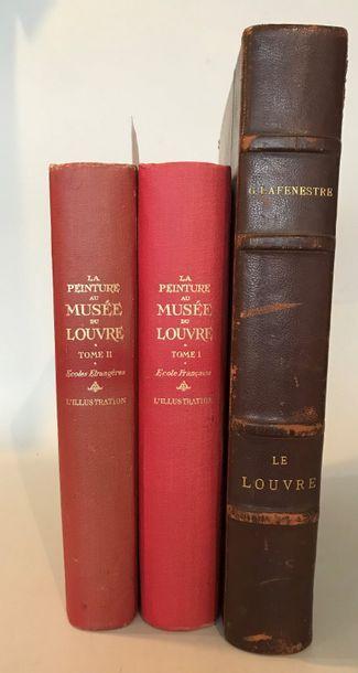 Georges LAFENESTRE  Le Louvre : Le Musée...