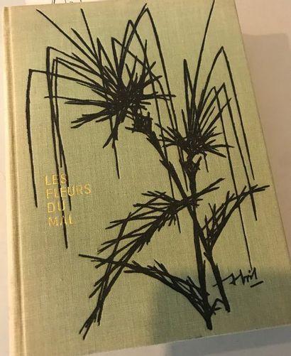 Charles Baudelaire Les fleurs du Mal illustré...