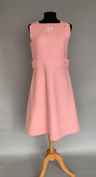 COURREGES Paris Couture Future 055330 Robe...