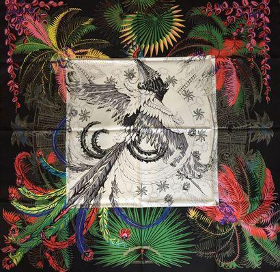 """HERMES Paris """"Mythiques Phoenix Coloriage"""" par Laurence Bourthoumieux - Très beau..."""