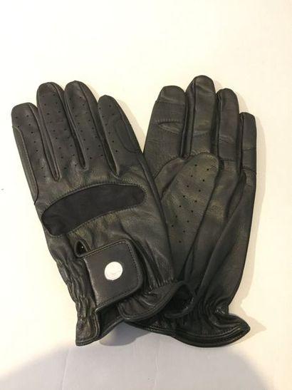 HERMES Paris  Paire de gants