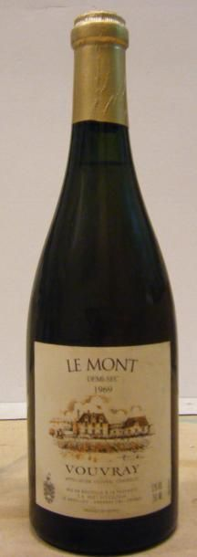 1 Bouteille VOUVRAY