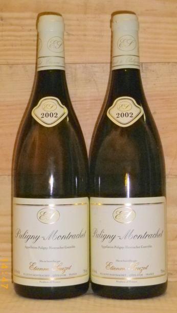2 Bouteilles LA MOULINE 1982 2 étiquettes...