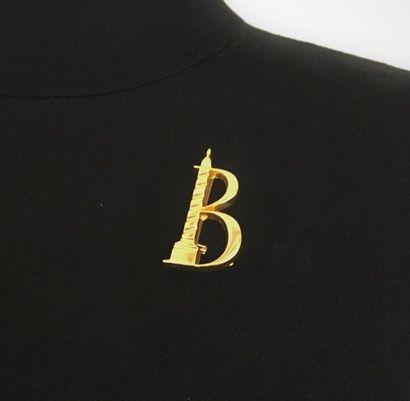 BOUCHERON Parfums Broche colonne Vendôme...