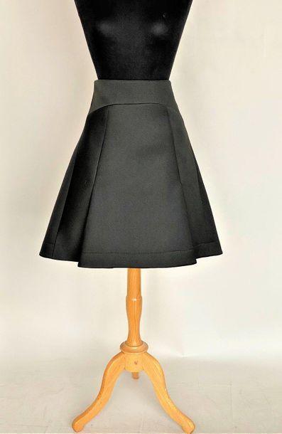 SONIA by Sonia Rykiel Black elastane skirt...