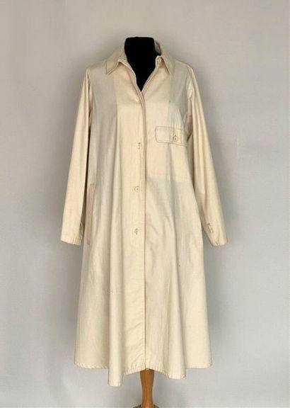 GUY LAROCHE Diffusion Paris Ivory cotton...
