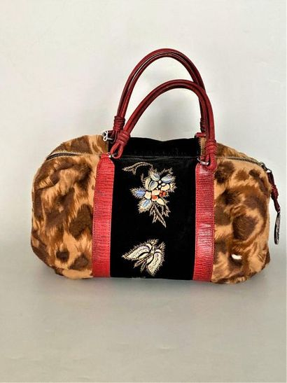 VALENTINO Garavani  Pouch bag in printed...
