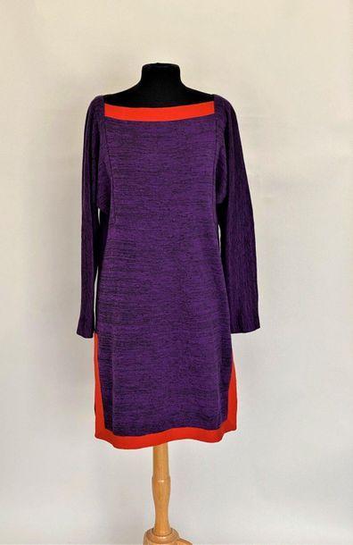 JEAN PATOU Boutique Paris Robe chasuble en...