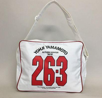 YOHJI YAMAMOTO Autumn/Winter 96-97 Sacoche...