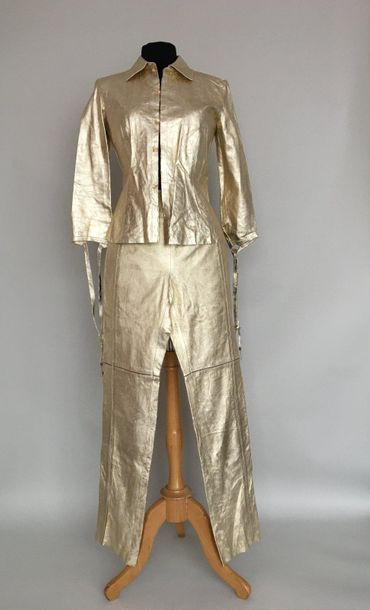 ROBERTO CAVALLI Made in Italy Ensemble pantalon...
