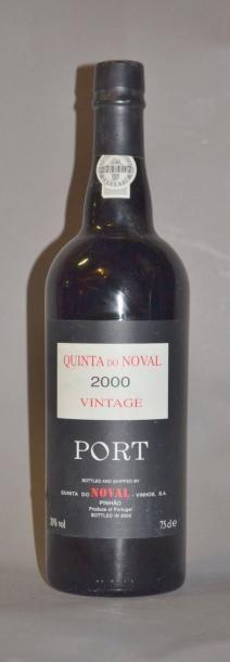 1 Bouteille PORTO VINTAGE QUINTA DO NOVAL....