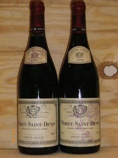 2 Bouteilles MOREY SAINT DENIS - L.JADOT....