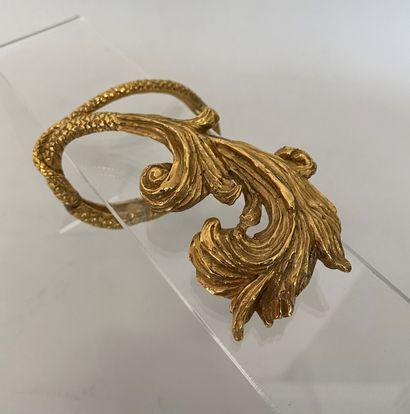 CHRISTIAN DIOR Boutique Bracelet articulé...