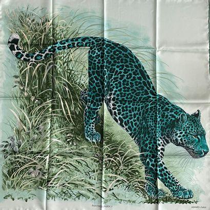 HERMES Paris Panthera Pardus par Robert Dallet...