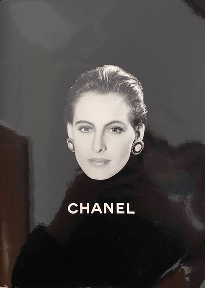 CHANEL Dossier de presse collection Haute...