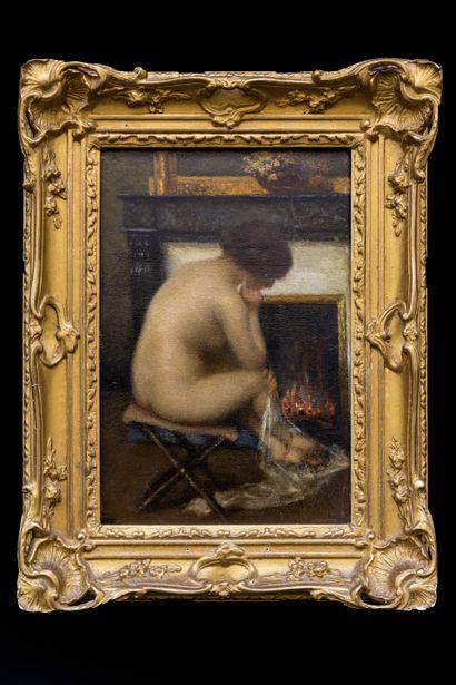 Louis-Marie Joseph RIDEL (1866-1937)  Nu...