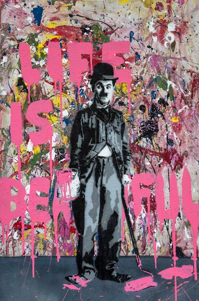Mr BRAINWASH (1966)  Life is beautiful, 2010...