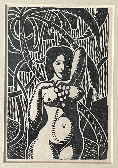 REGINALD GOODFELLOW (1894-1985) Tropical...