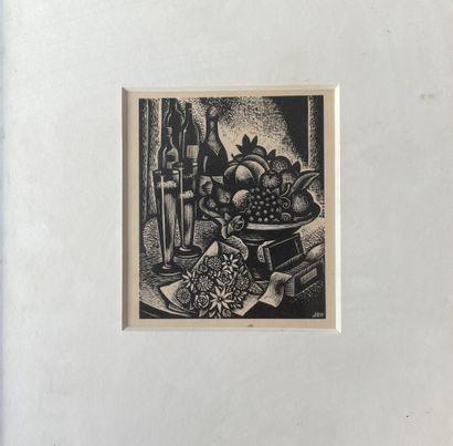JOHN BUCKLAND WRIGHT (1897-1954) Frontispice...