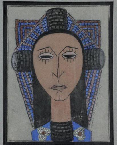 Marie VASSILIEFF (1884-1957)