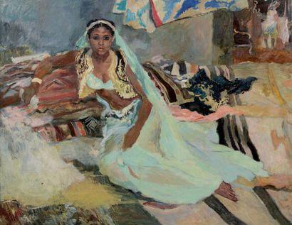 Edy LEGRAND (Bordeaux 1892 - Bonnieux 1970)
