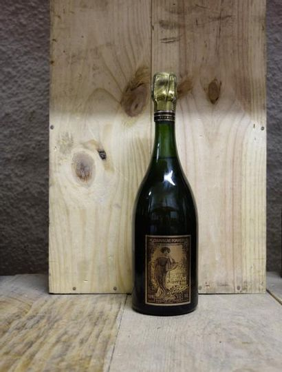 1 Bouteille CHAMPAGNE POMMERY