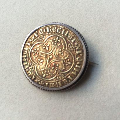 écu d'or de Charles VI ( 1380. 1422)
