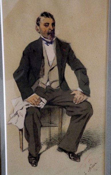 Henry MONNIER (1799-1877)