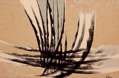 Bernard HERZOG (né en 1935)  Arômes des conifères...