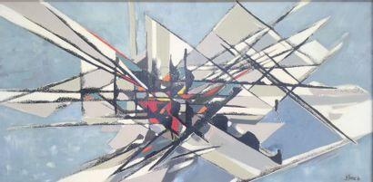 Bernard HERZOG (né en 1935)  Composition...