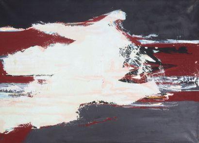 Bernard HERZOG (né en 1935)  Plate forme...