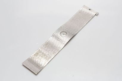 BUCHERER Large bracelet montre ruban de dame...