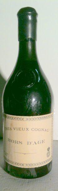 1 bouteille - TRES VIEUX COGNAC AE DOR HORS...