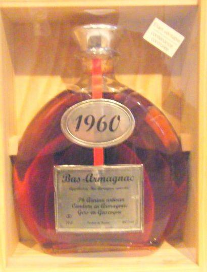 1 bouteille - BAS ARMAGNAC PH. AURIAN 1960...