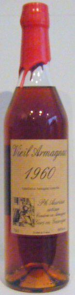 1 bouteille - ARMAGNAC, PH. AURIAN 1960