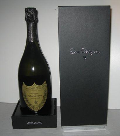 1 bouteille - CHAMPAGNE DOM PERIGNON 2000...