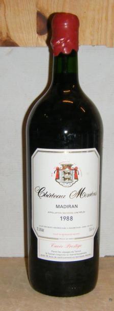 1 magnum MADIRAN CHÂTEAU MONTUS