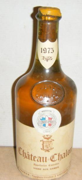1 bouteille CHÂTEAU-CHALON