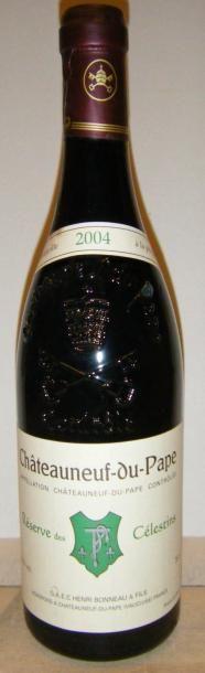 1 bouteille DOMAINE H. BONNEAU -