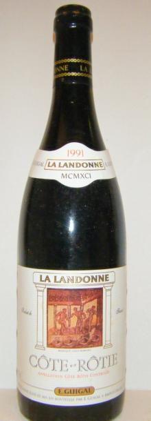 1 bouteille LA LANDONNE 1991