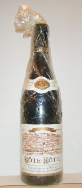 1 bouteille LA MOULINE 1982 1 étiquette très...