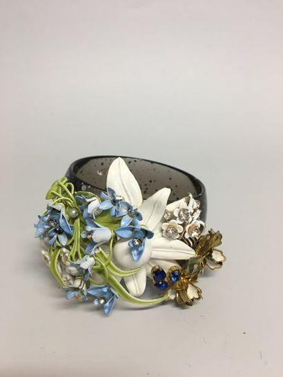 ELLEN ORIGINAL  Bracelet rigide en plexi...