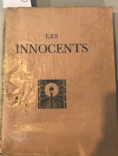 Francis CARCO - DIGNIMONT  Les Innocents...