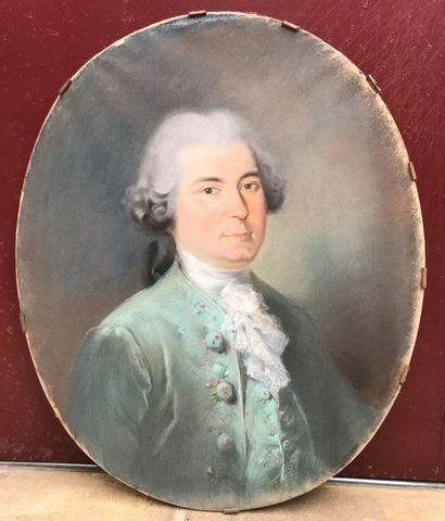 Ecole française du XVIIIème siècle  Jean-François...
