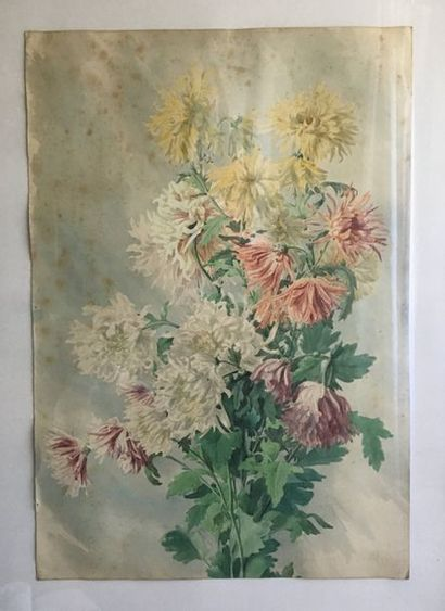Madeleine ZAEPFFEL (Ecole du XIXème/1950)...