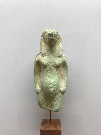 Grande et rare amulette de la Déesse Hippopotame...