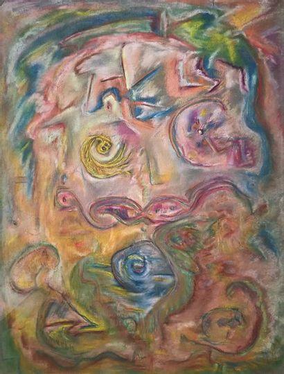 Hannah KOSNICK KLOSS (1892 - 1968)  Composition...