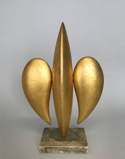Mircéa MILCOVITCH (né en 1941)  Opus 2  Sculpture...
