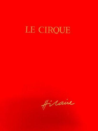 Camille HILAIRE (1916-2004) Le cirque : 4...
