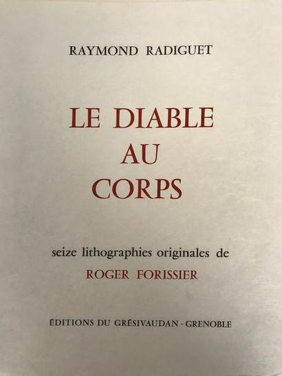 Raymond RADIGUET (1903-1923) Le diable au...